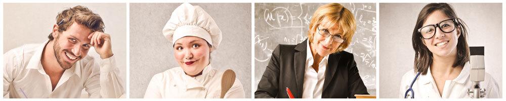 Wir vermitteln Arbeit in der Gastronomie egal ob für Barkeeper, Kellner oder Küchenchefs.